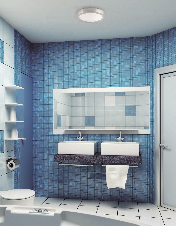Plafonnier salle de bain faro logos 1 ip44 max 1x20w 230v for Logo salle de bain