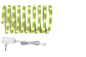 Ruban led NEON GREEN Paulmann Kit complet 3 mètres.