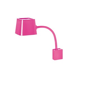 Applique design FLEXI FARO max 1x15W E27 230V  Rose